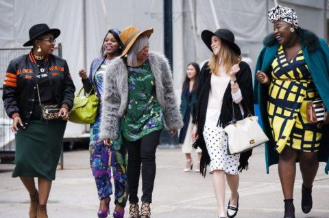 Street Style Toronto Fashion Week Fall 2015