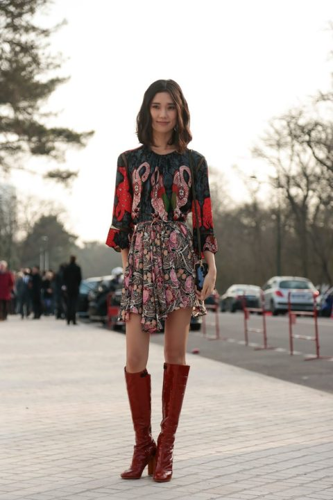 fall 2015 top 10 trends boots street style