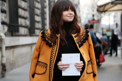 fall 2015 top 10 trends orange street style