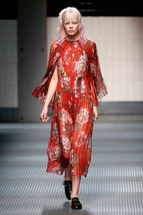 fall 2015 top 10 trends red gucci