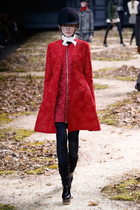 fall 2015 top 10 trends red moncler