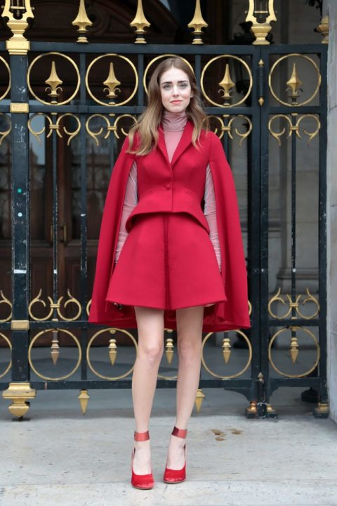 fall 2015 top 10 trends red street style