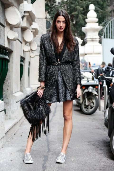 fall 2015 top 10 trends sexy dressing street style