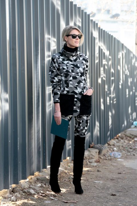 fall 2015 top 10 trends turtleneck street style