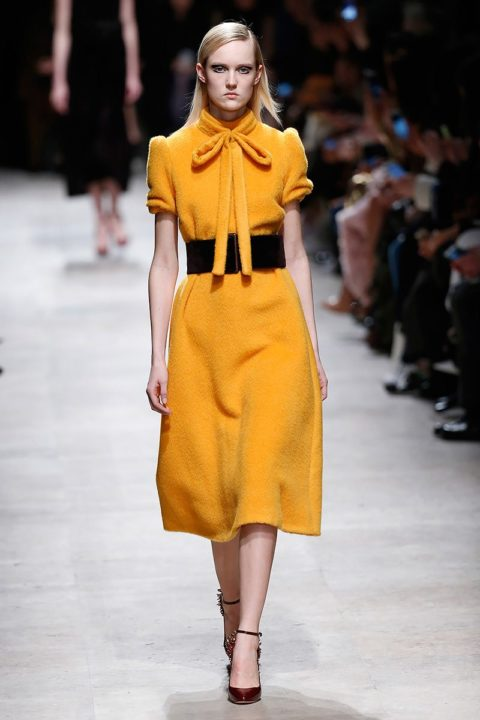 fall 2015 top 10 trends yellow rochas