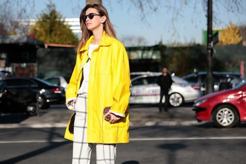fall 2015 top 10 trends yellow street style