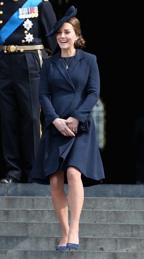 kate middleton beulah coat service of commemoration