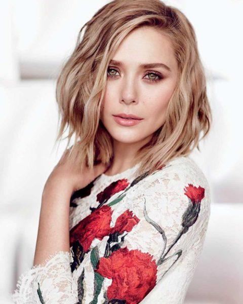 FASHION magazine May 2015 Elizabeth Olsen