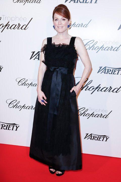 cannes 2015 julianne moore chopard trophy party