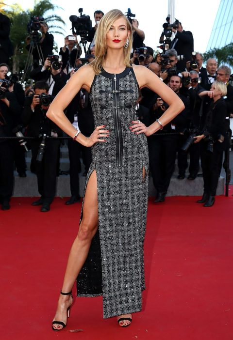 cannes 2015 karlie kloss youth premiere