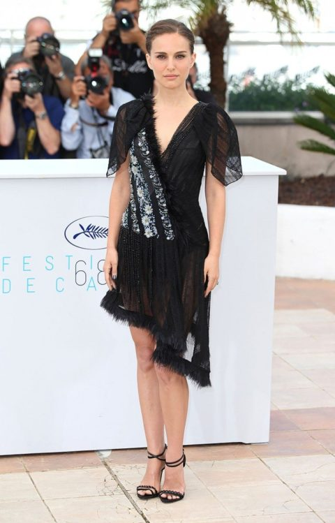 cannes 2015 natalie portman tale of love and darkness photocall