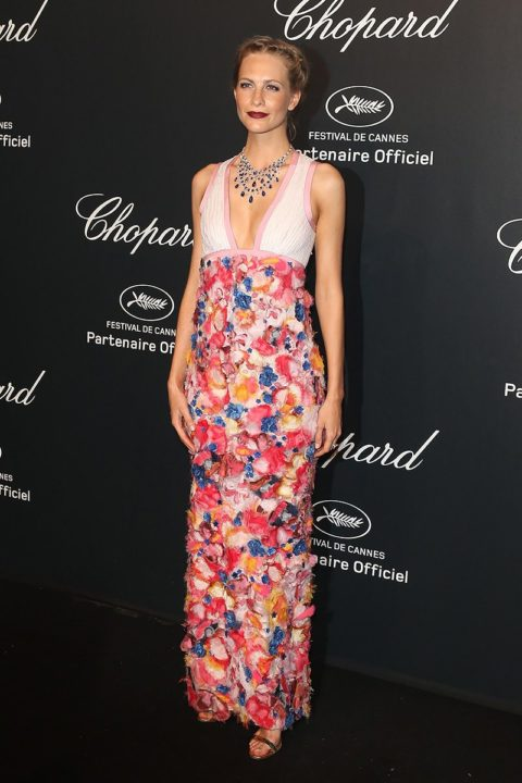 cannes 2015 poppy delevingne chopard party