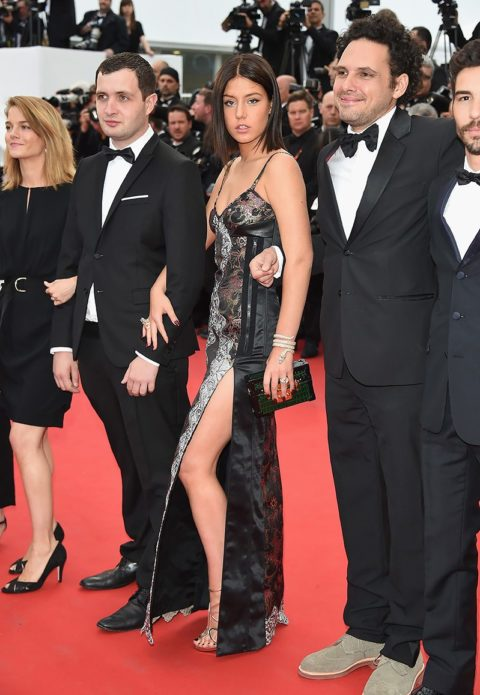 cannes 2016 adele exarchopoulos irrational man premiere
