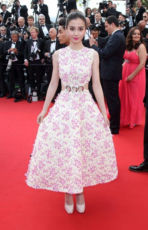 cannes 2016 angelababy