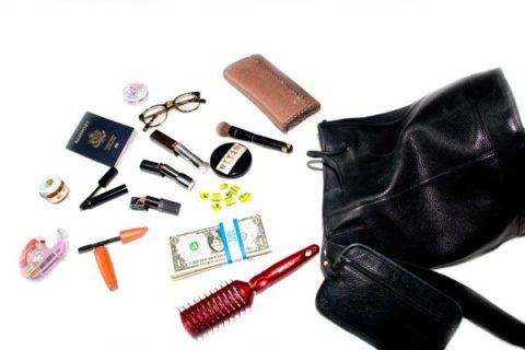 what's in your bag, ryn weaver