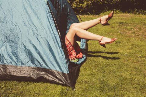 Music Festival Camping- Beauty Products