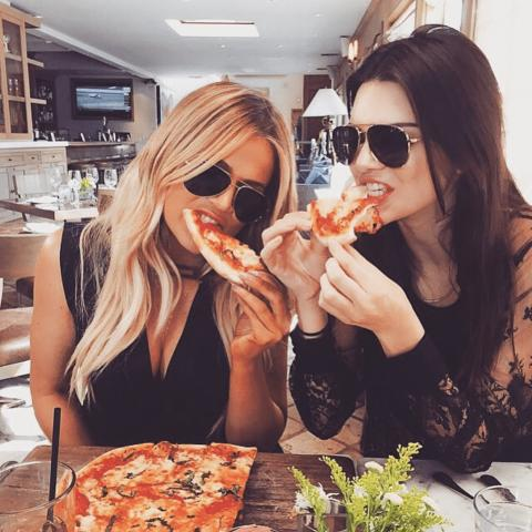 girls with gluten