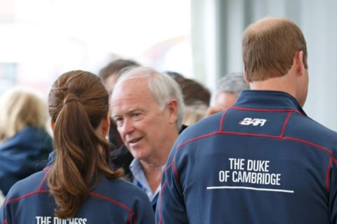 Kate Middleton America's Cup World Series