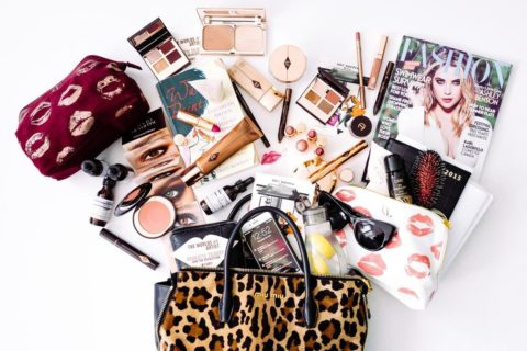 what's in your bag, charlotte tilbury