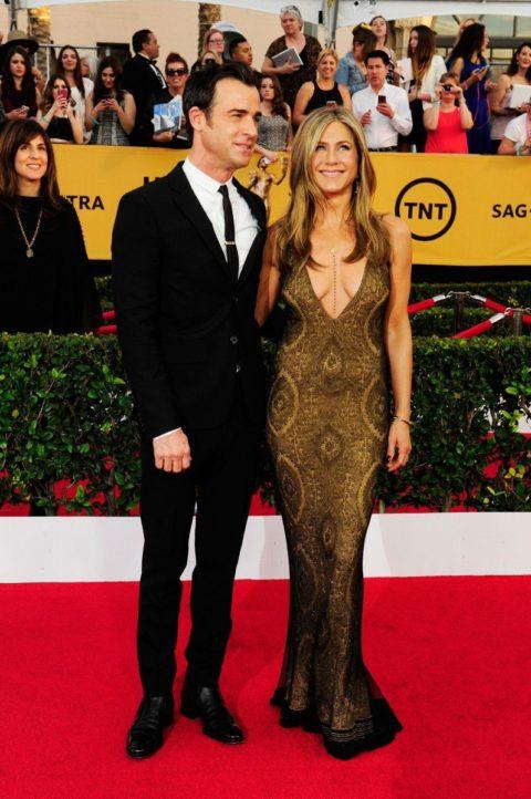 Jennifer Aniston Justin Theroux Married