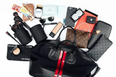 whats in your bag jay manuel