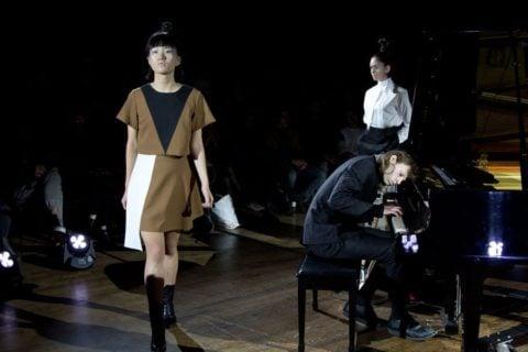 Montreal Fashion Week Spring 2016 Brit Wacher