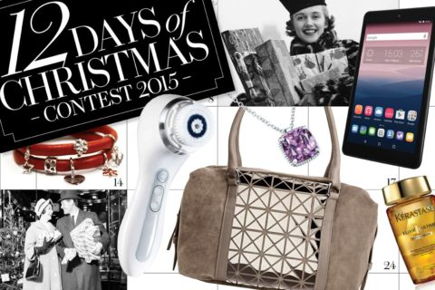 12 days of christmas giveaway 2015