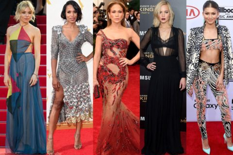 best dressed celebrities 2015