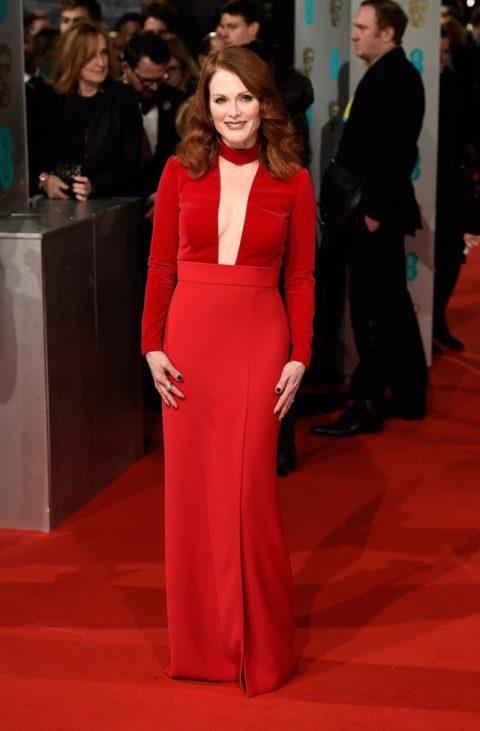 best dressed celebrities 2015 julianne moore