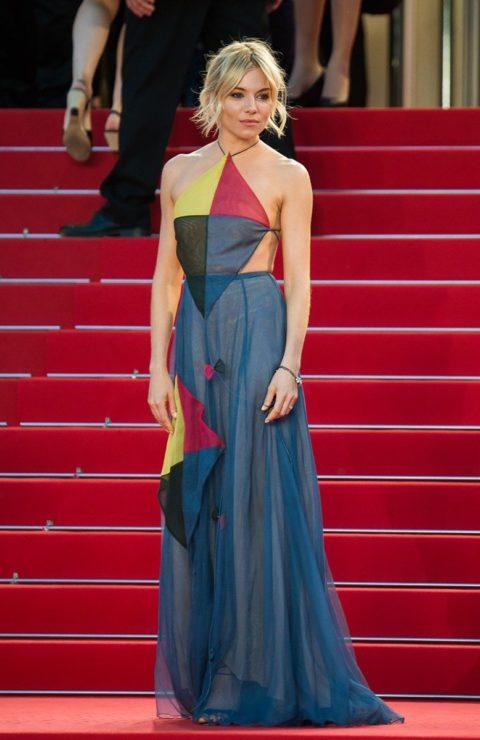 best dressed celebrities 2015 sienna miller