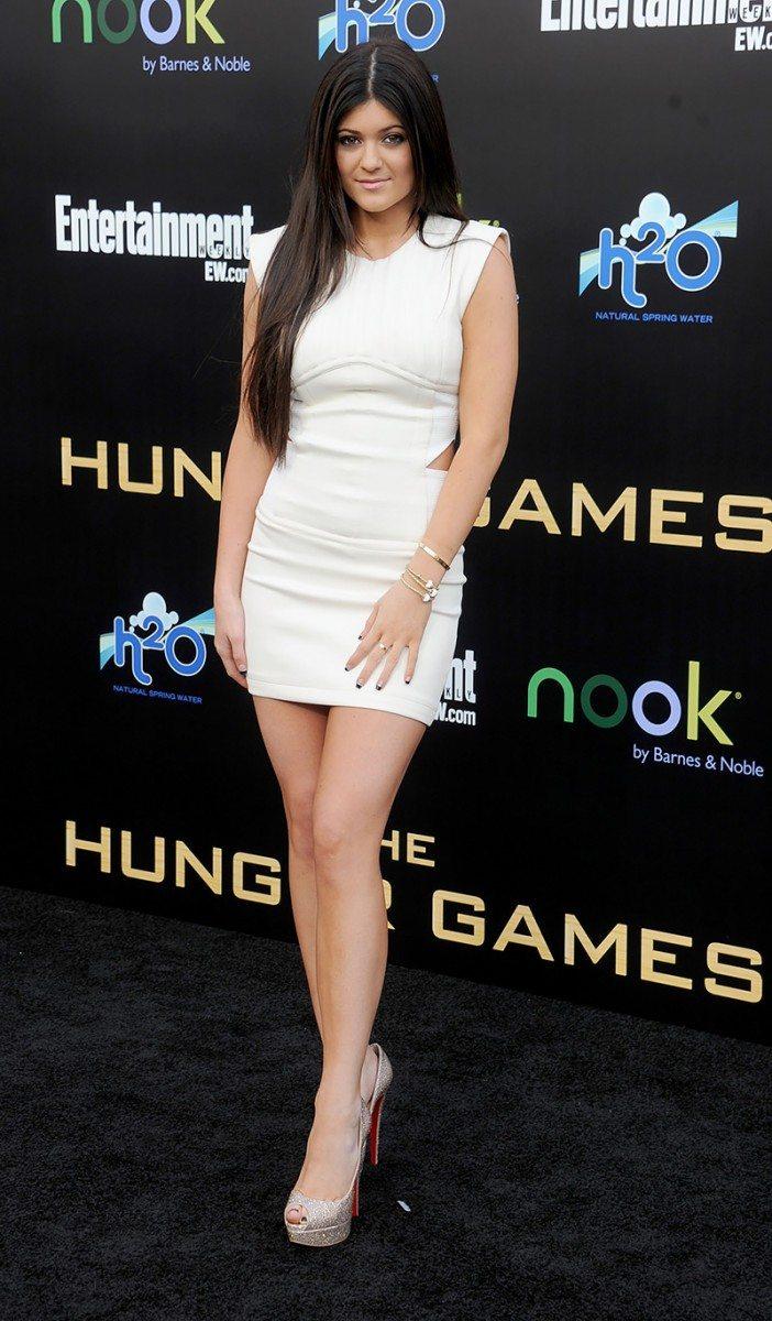 Kylie Jenner Runway 2015