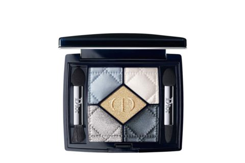 blue beauty products dior