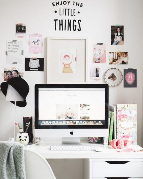 12 Chic Desk Organizing Ideas To Kick Off A Clutter Free Year Fashion Magazine