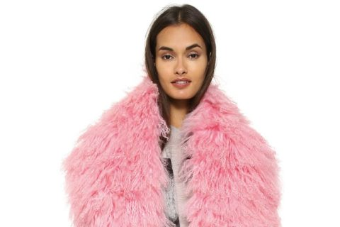 fur scarves charlotte simone