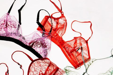 lingerie you actually want to wear
