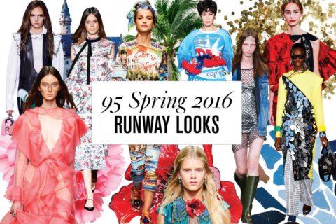 Spring Fashion 2016 Trend intro
