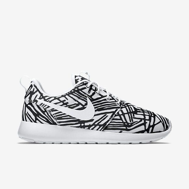 Nike Roshe Run Bianche E Nere