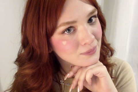 valentines day blush makeup tutorial
