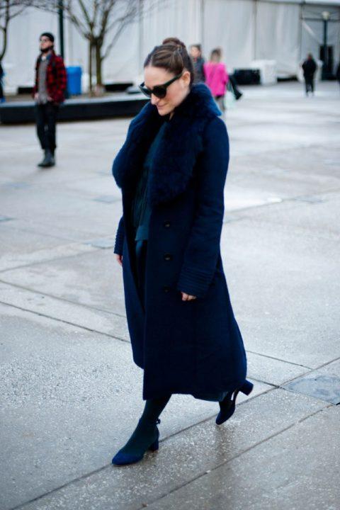 Street Style Toronto Fashion Week Fall 2016