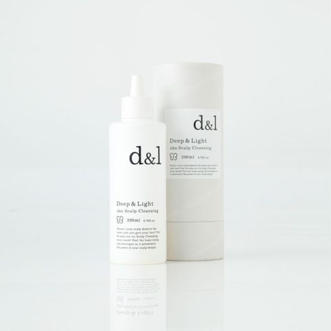 beauty products minimalist packaging deep light