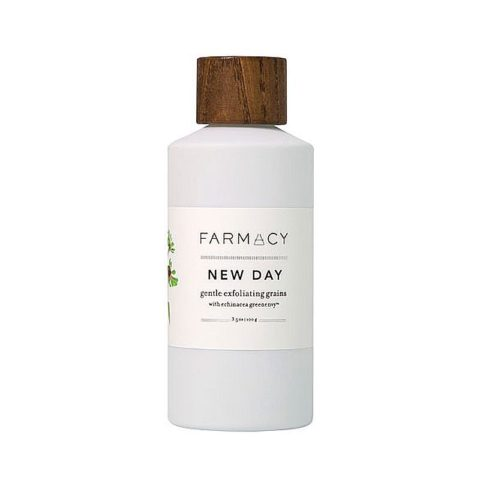 beauty products minimalist packaging farmacy
