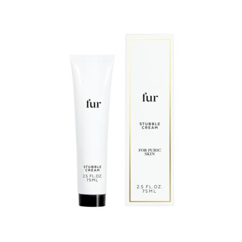 beauty products minimalist packaging fur