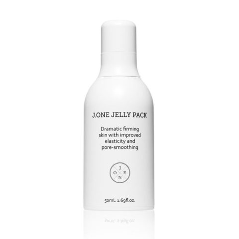 beauty products minimalist packaging j.one