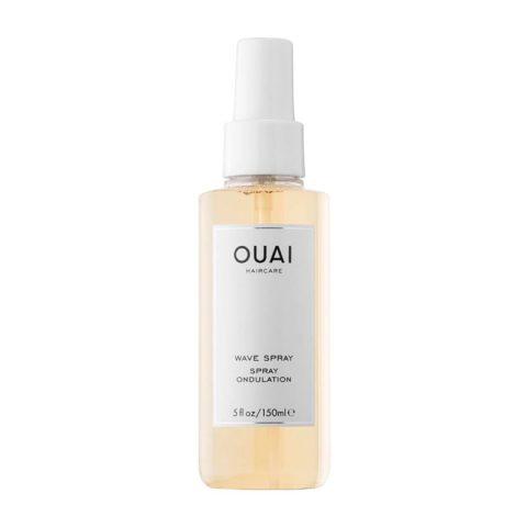 beauty products minimalist packaging ouai