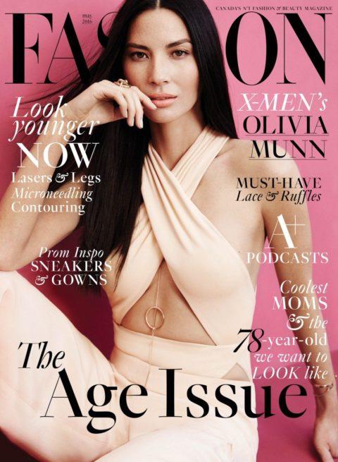 fashion magazine may 2016 cover olivia munn