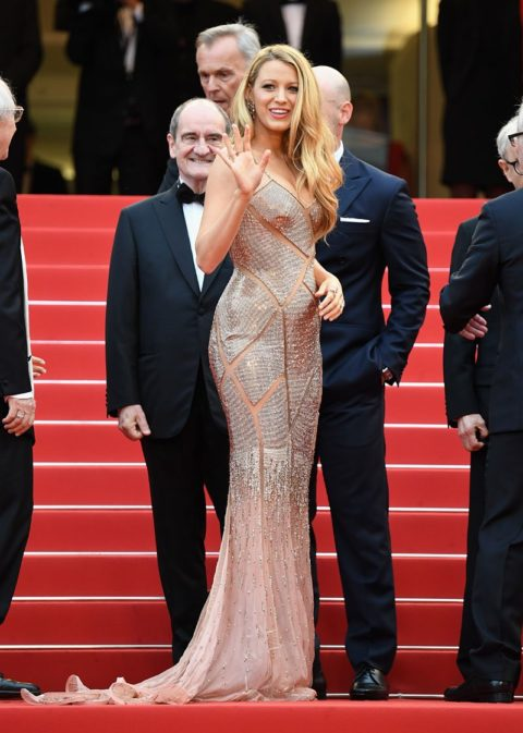 cannes 2016 blake lively cafe society premiere