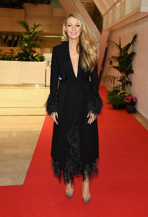 cannes 2016 blake lively opening gala dinner