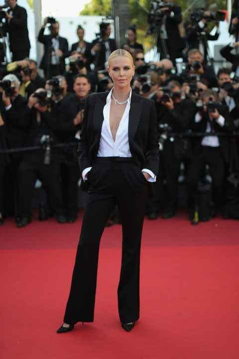 cannes 2016 charlize theron the last face premiere