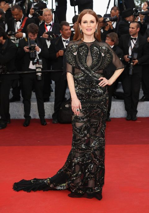 cannes 2016 julianne moore cafe society premiere