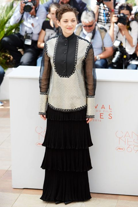 cannes 2016 marion cotillard it's only the end of the world photocall